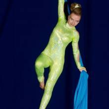 Vzdušná akrobacie na šálách mistrovství Evropy