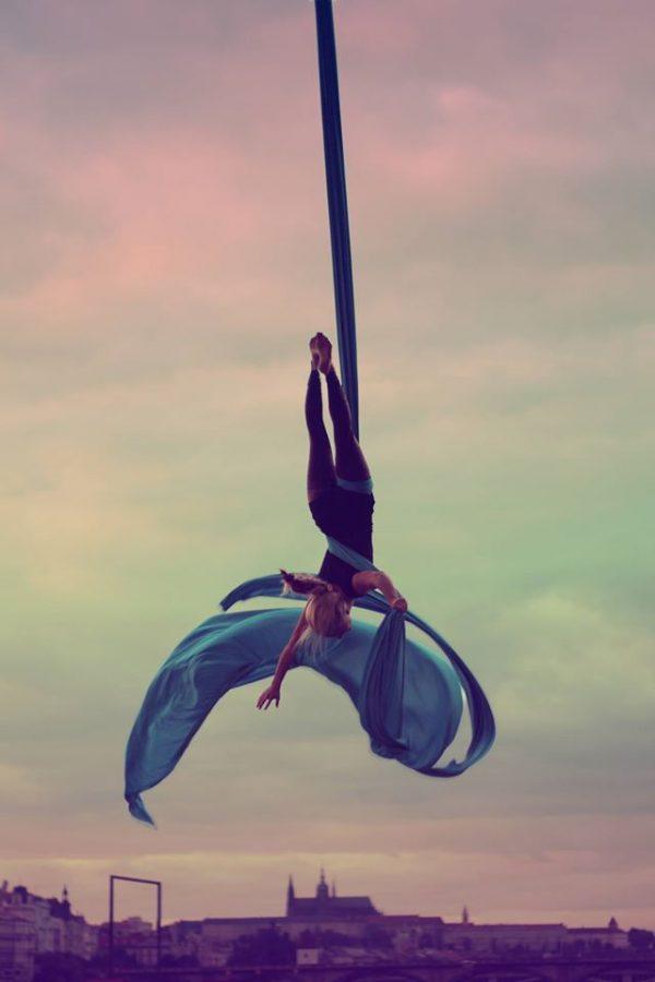 Arte Levite - vzdušná akrobacie